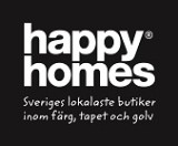 logotyp för Happy Homes